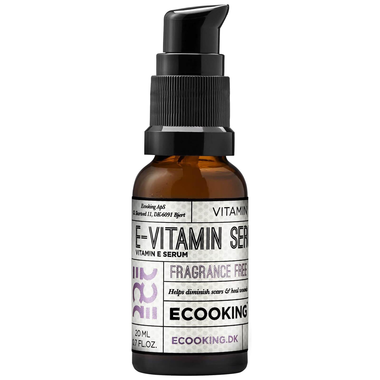 Ecooking Sérum à la VitamineE Ecooking 20ml