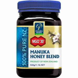 Manuka Health New Zealand Ltd Miel de Manuka MGO 30+ Manuka Health - 500g - Publicité