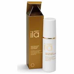 ila-spa Sérum visage anti-âge Gold Cellular ila-Spa 30ml - Publicité