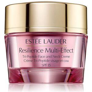 Estée Lauder Crème Tri-Peptide Visage et Cou SPF15 Resilience Multi-Effect Estée Lauder 50ml (peaux normales à mixtes) - Publicité