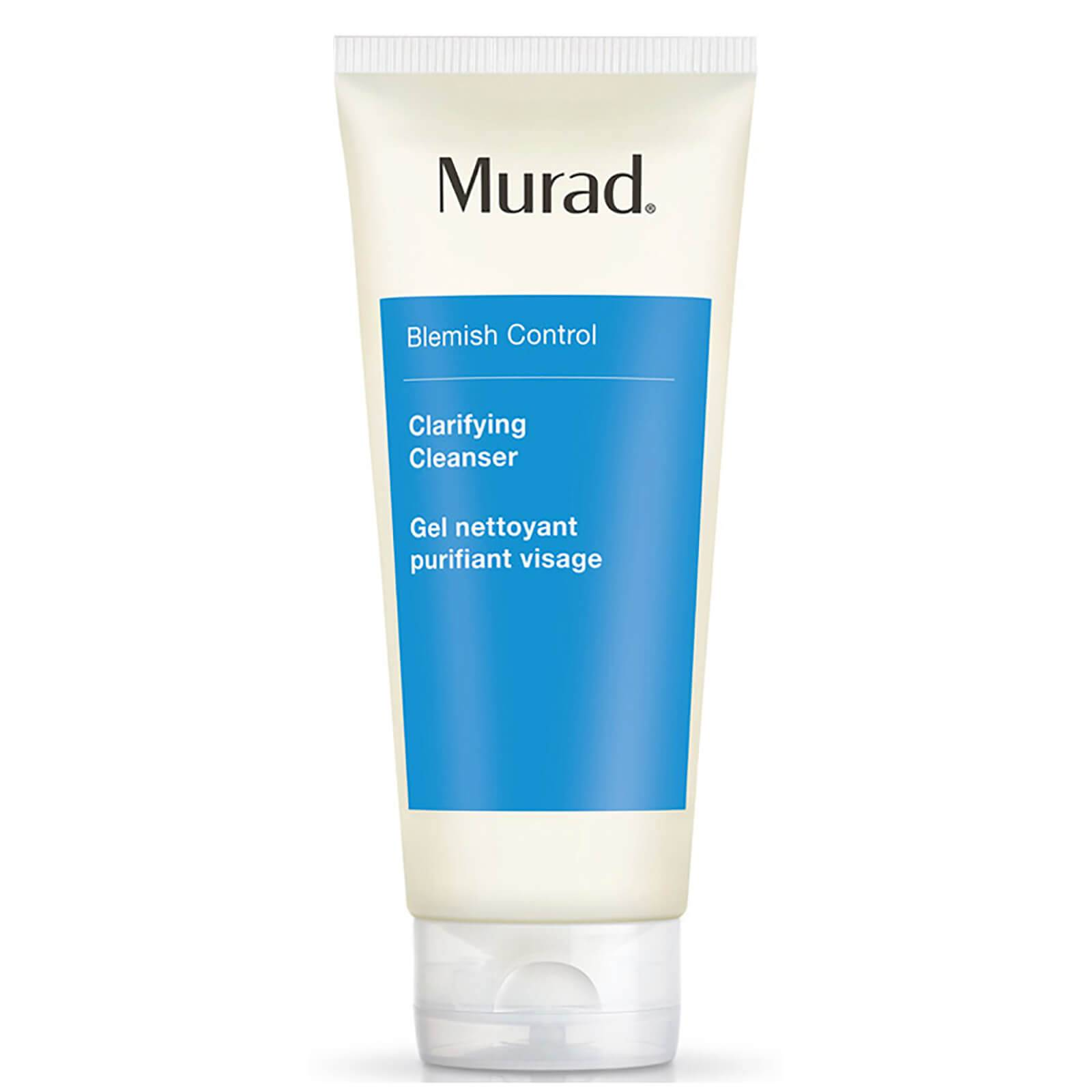 Murad Clarifying Cleanser Gel nettoyant éclaircissant 200ml