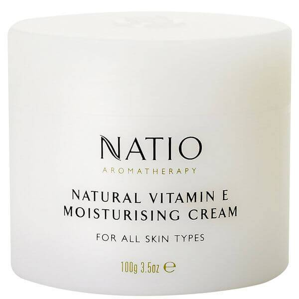 Natio Crème hydratante Vitamine E naturelle de Natio (100g)