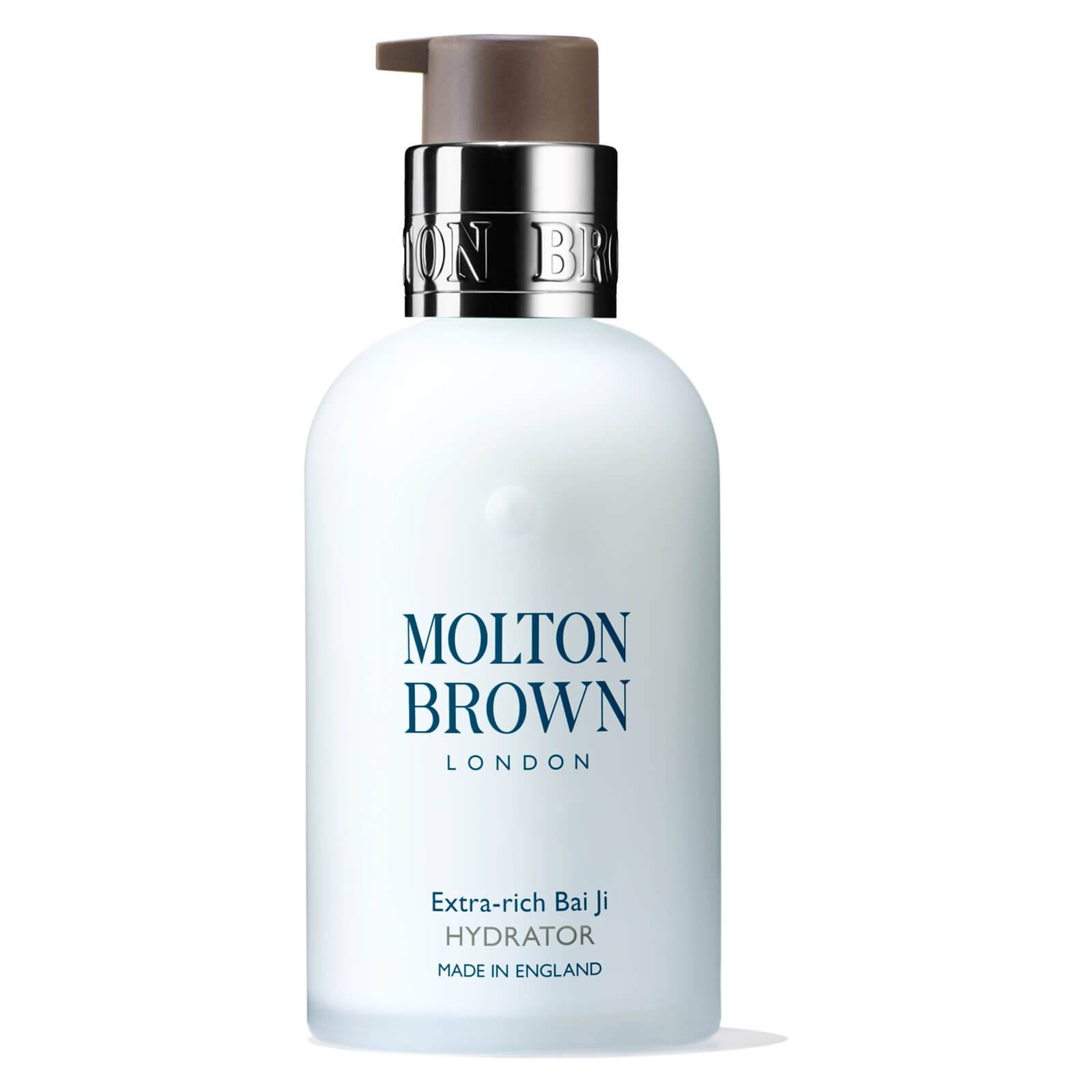 Molton Brown lotion hydratante de bai ji