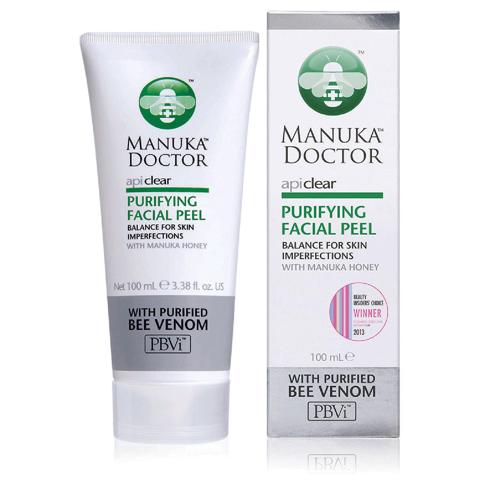 Manuka Doctor Peeling FacialApiClearManuka Doctor100 ml