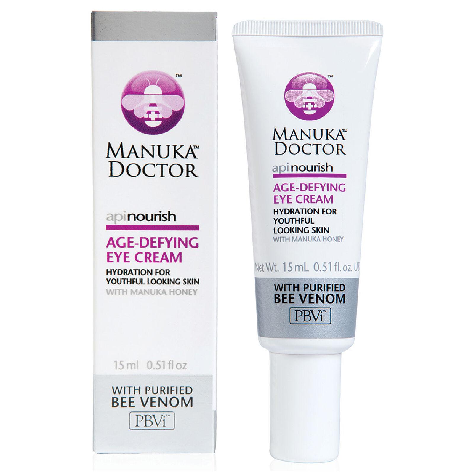 Manuka Doctor Crème Anti-âge pour les Yeux ApiNourish Manuka Doctor 15 ml