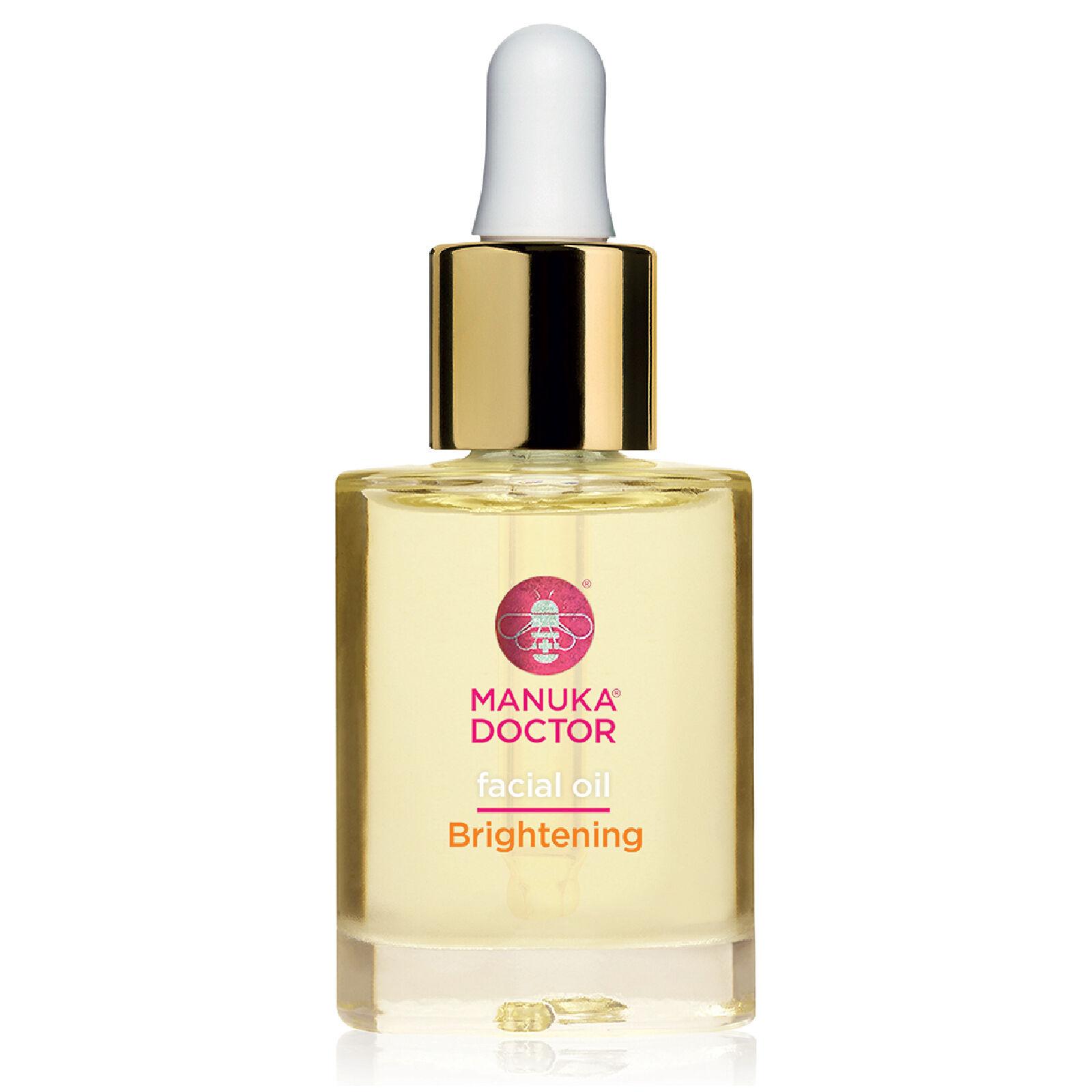 Manuka Doctor Huile Visage Éclaircissante Brightening Facial Oil Manuka Doctor 25 ml