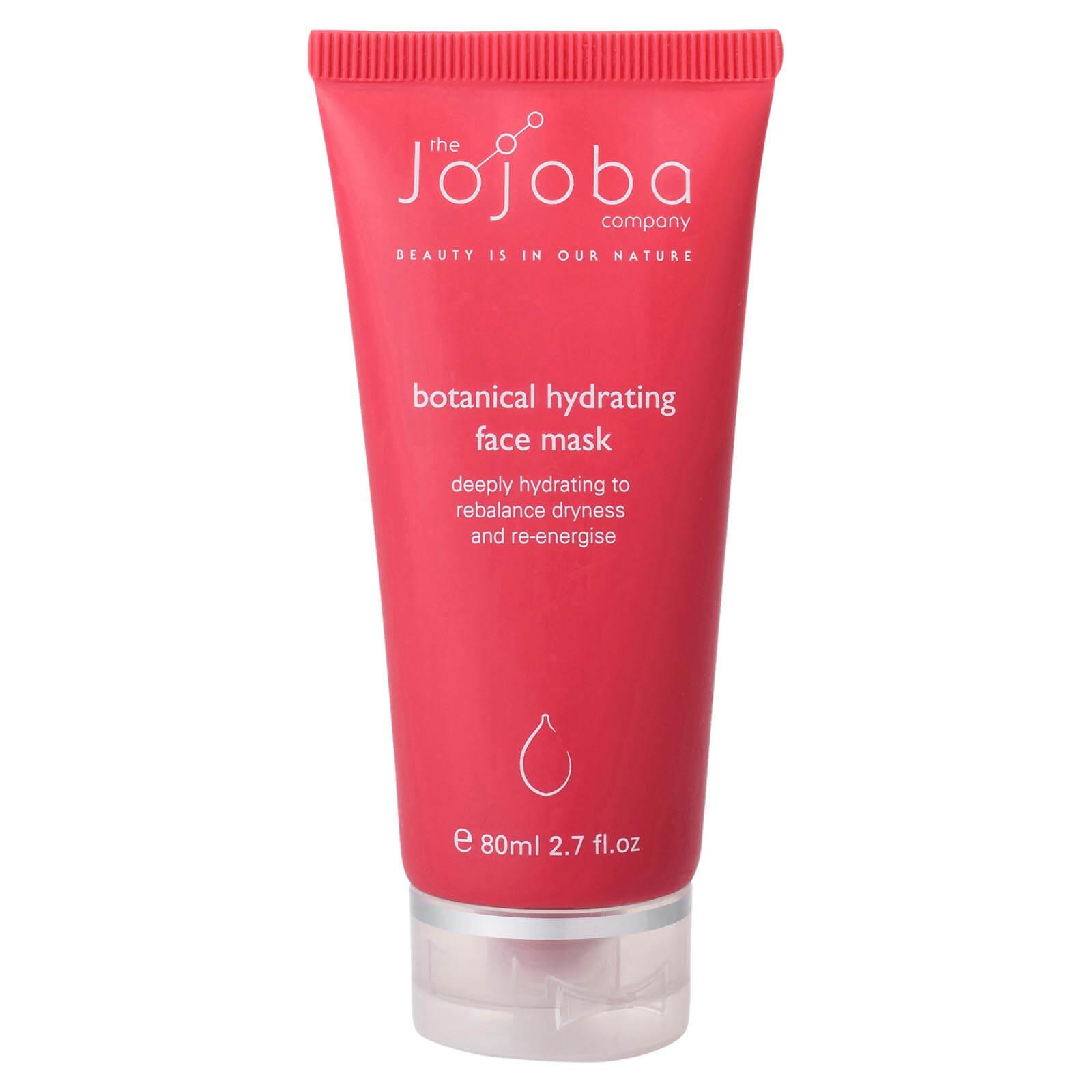 The Jojoba Company Masque Visage hydratant Botanical Hydrating Face Mask The Jojoba Company 80ml