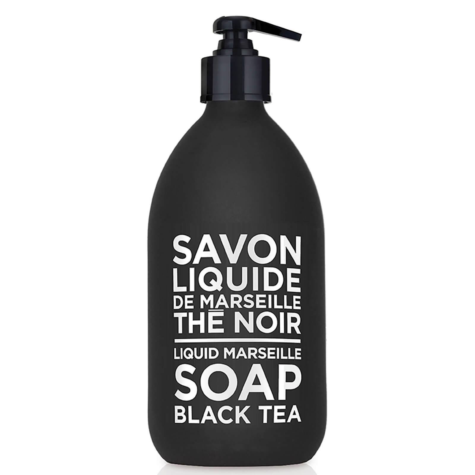 Compagnie de Provence Savon de Marseille Liquide Compagnie de Provence 500ml – Thé Noir
