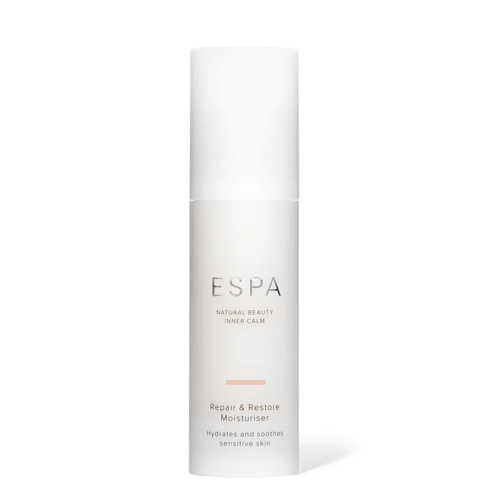 ESPA Hydratant Réparation et Restauration Repair&Restore Moisturiser ESPA 35ml