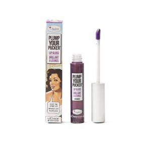 theBalm Brillant à lèvres Plump Your Pucker theBalm (plusieurs teintes disponibles) - Enhance