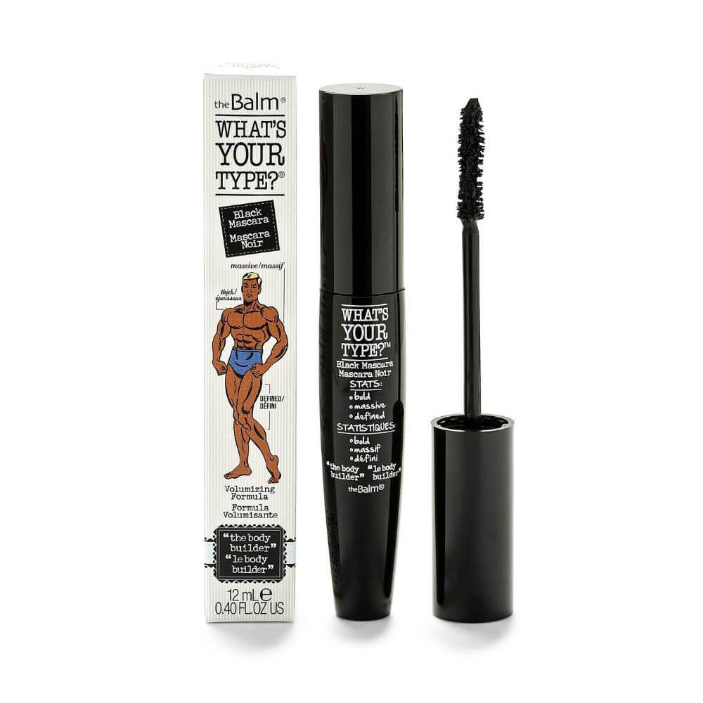 theBalm Mascara Body Builder de la gamme What's Your Type de theBalm