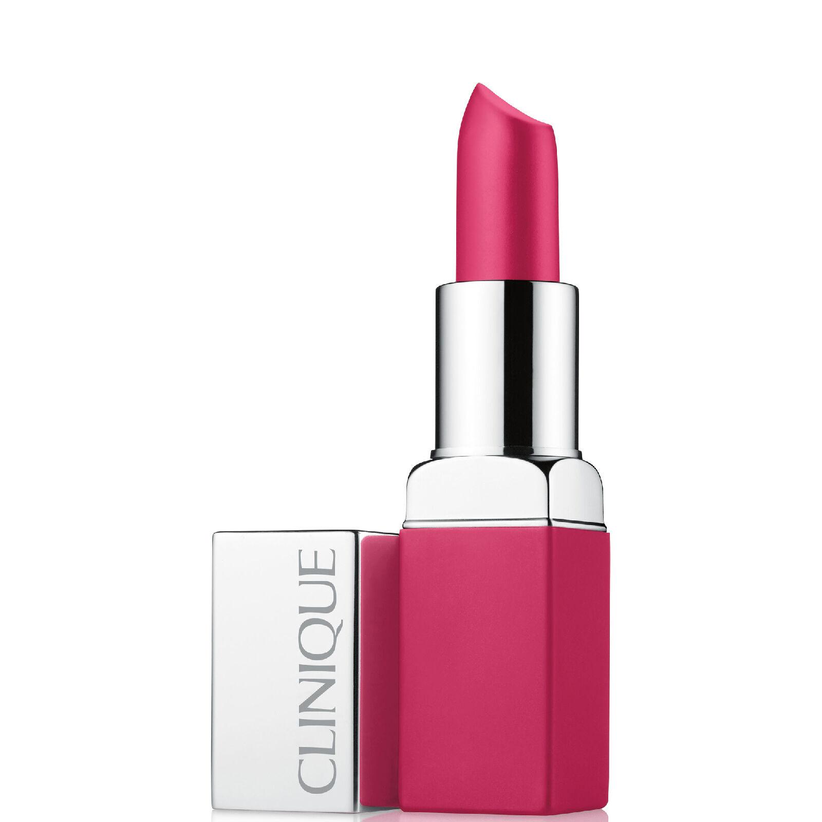 Clinique Pop rouge à lèvres mat et base3.9g Primer (couleurs variées) - Rose Pop