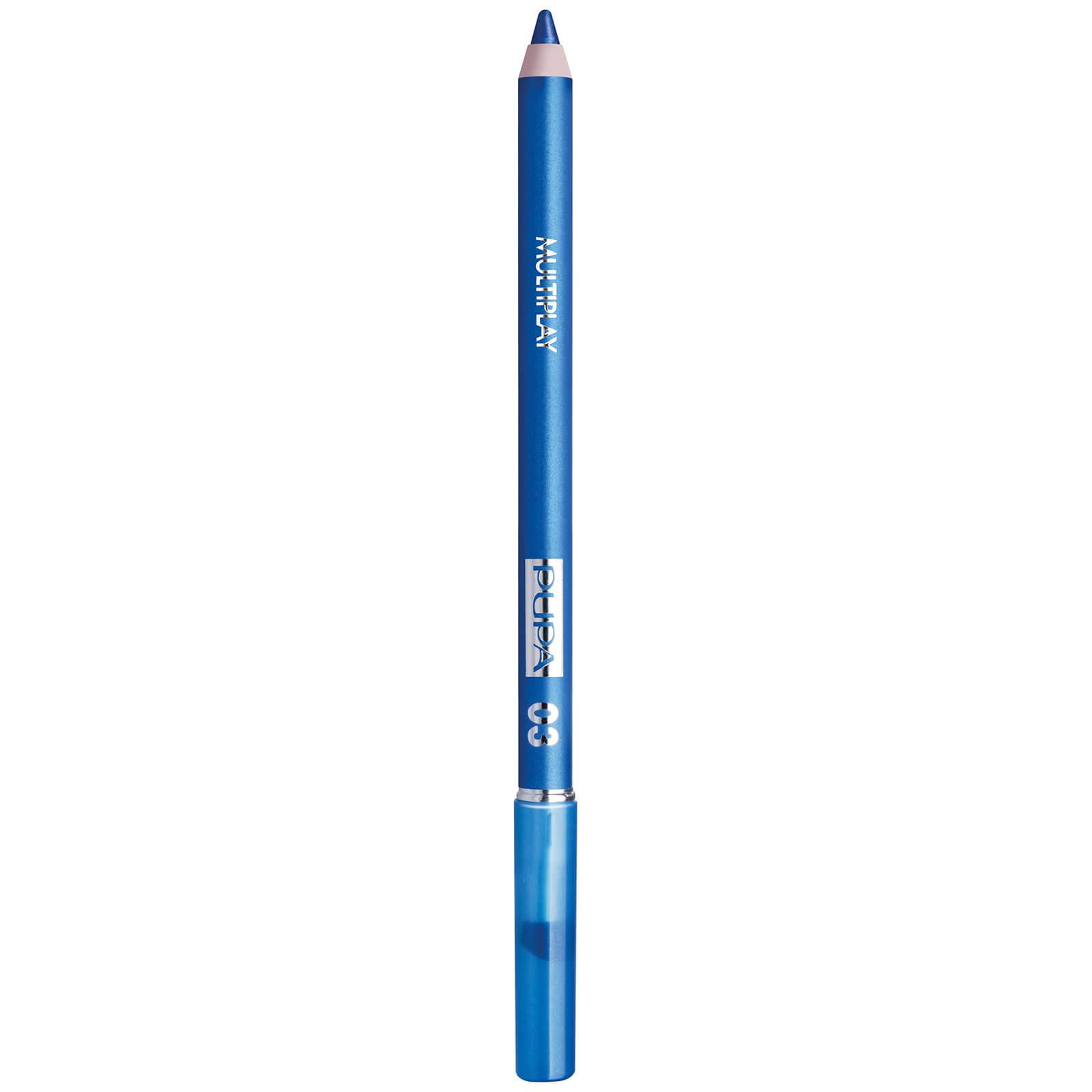 PUPA Crayon pour les Yeux Triple Objectif Multiplay PUPA (plusieurs teintes disponibles) - Pearly Sky