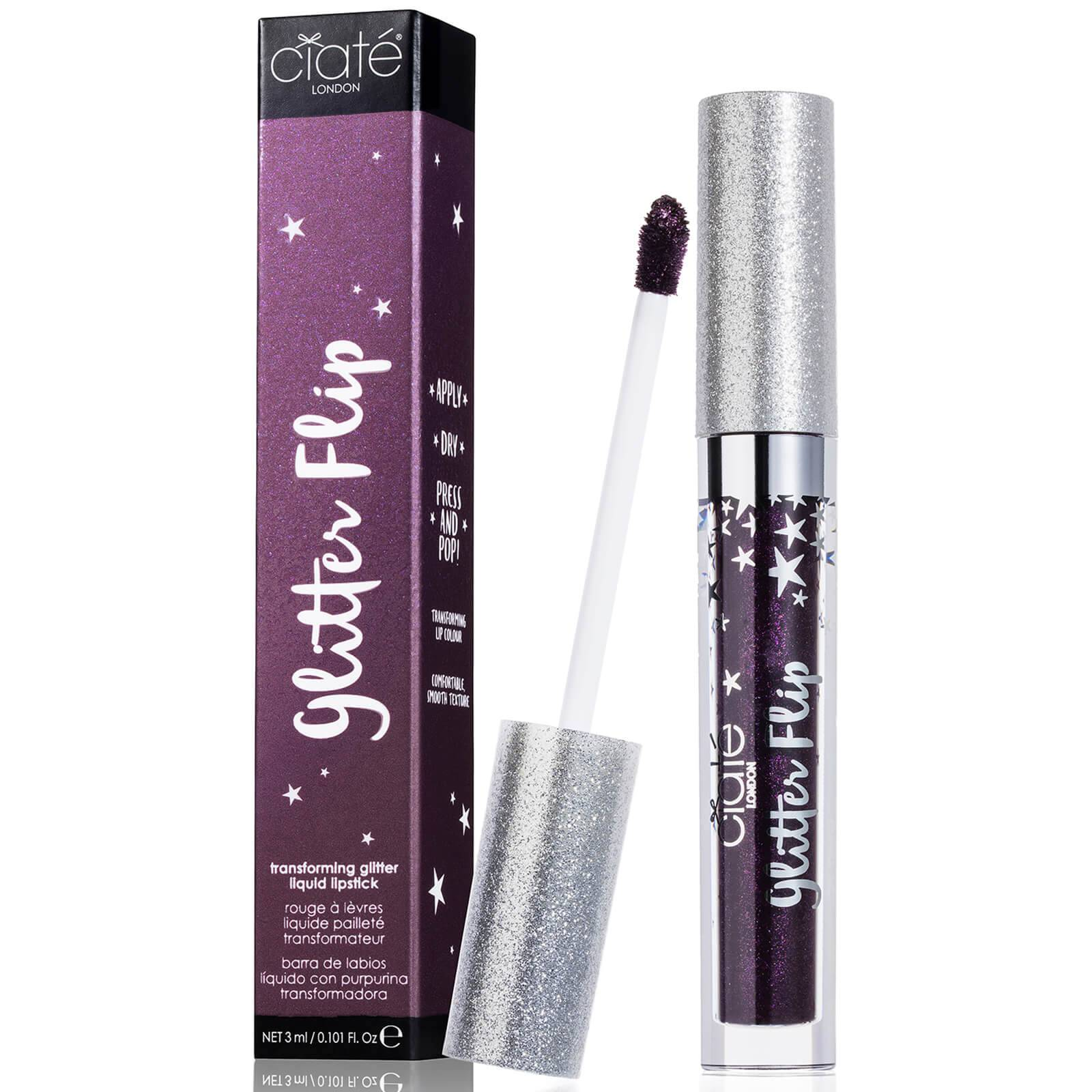 Ciaté London Rouge à lèvres liquide pailleté Glitter Flip Ciaté London - Fortune