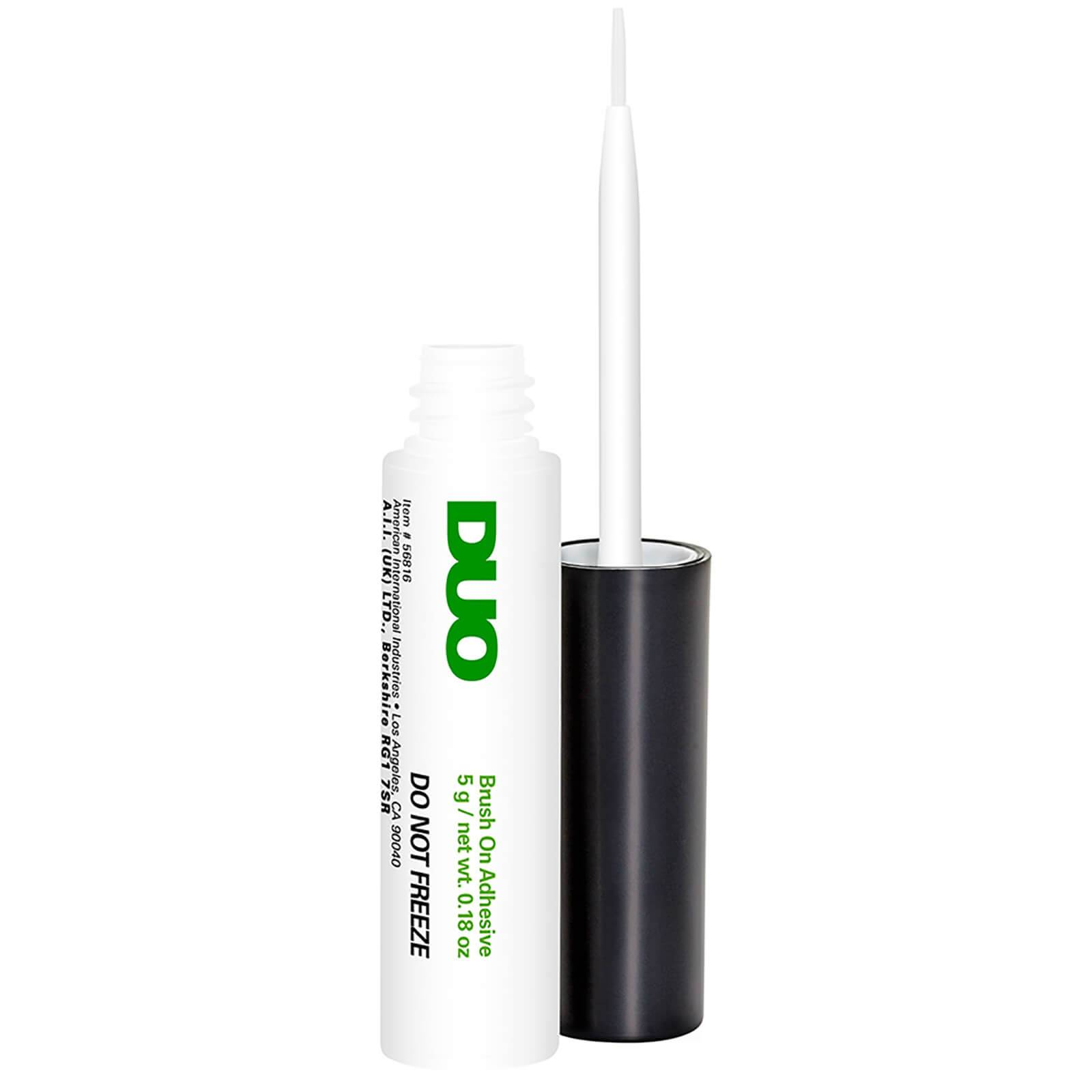 MAC Colle à Faux Cils avec Applicateur Pinceau MAC Duo – White/Clear