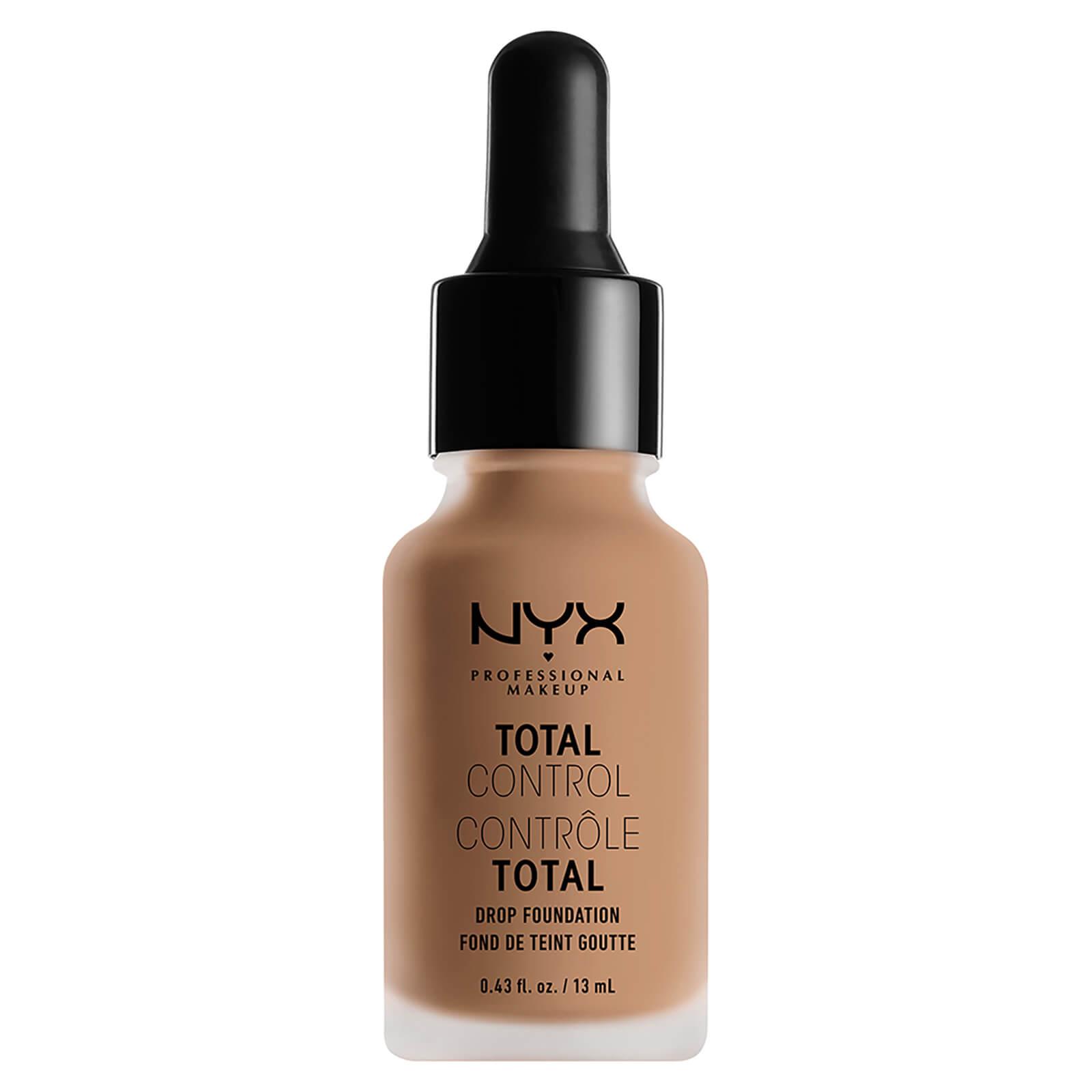 NYX Professional Makeup Total Control Drop Foundation (Various Shades) - Classic Tan