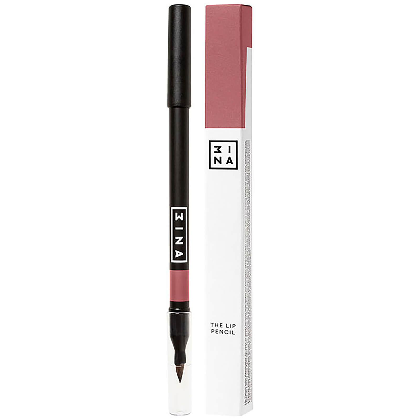3INA Makeup Crayon à Lèvres avec Applicateur 3INA (plusieurs teintes disponibles) - 503
