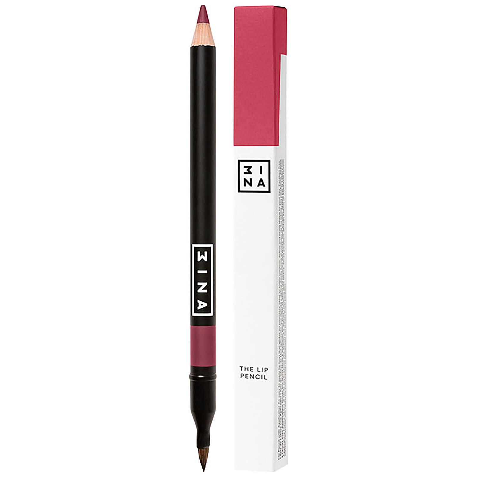 3INA Makeup Crayon à Lèvres avec Applicateur 3INA (plusieurs teintes disponibles) - 504