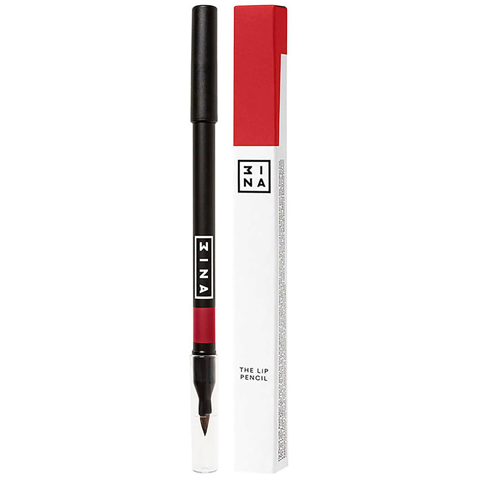 3INA Makeup Crayon à Lèvres avec Applicateur 3INA (plusieurs teintes disponibles) - 506