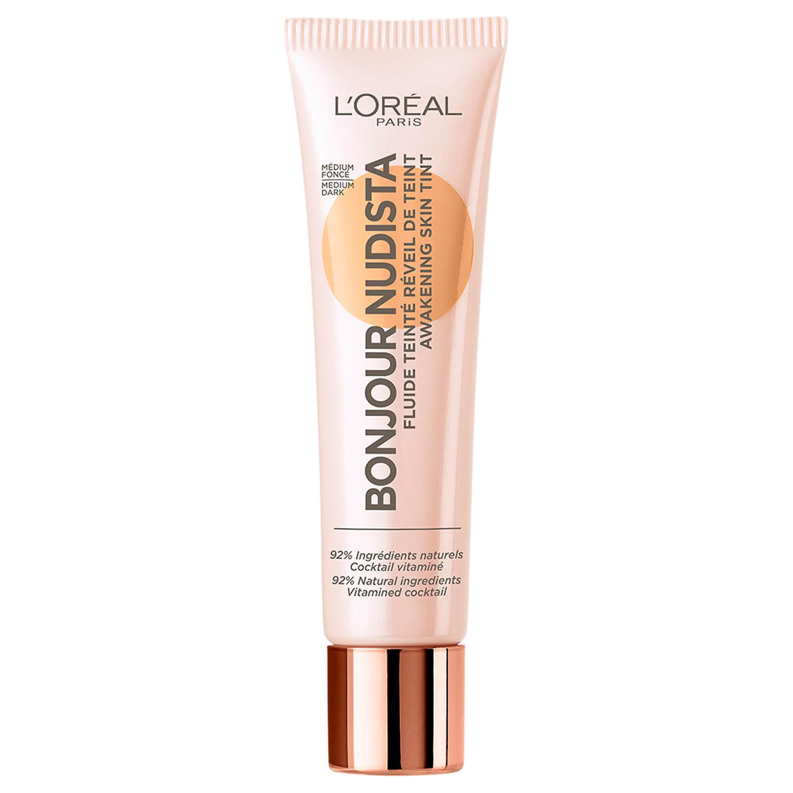 L'Oréal Paris Fluide Teinté BBCrème Bonjour Nudista L'Oréal Paris 30ml (différentes teintes disponibles) - Medium Dark