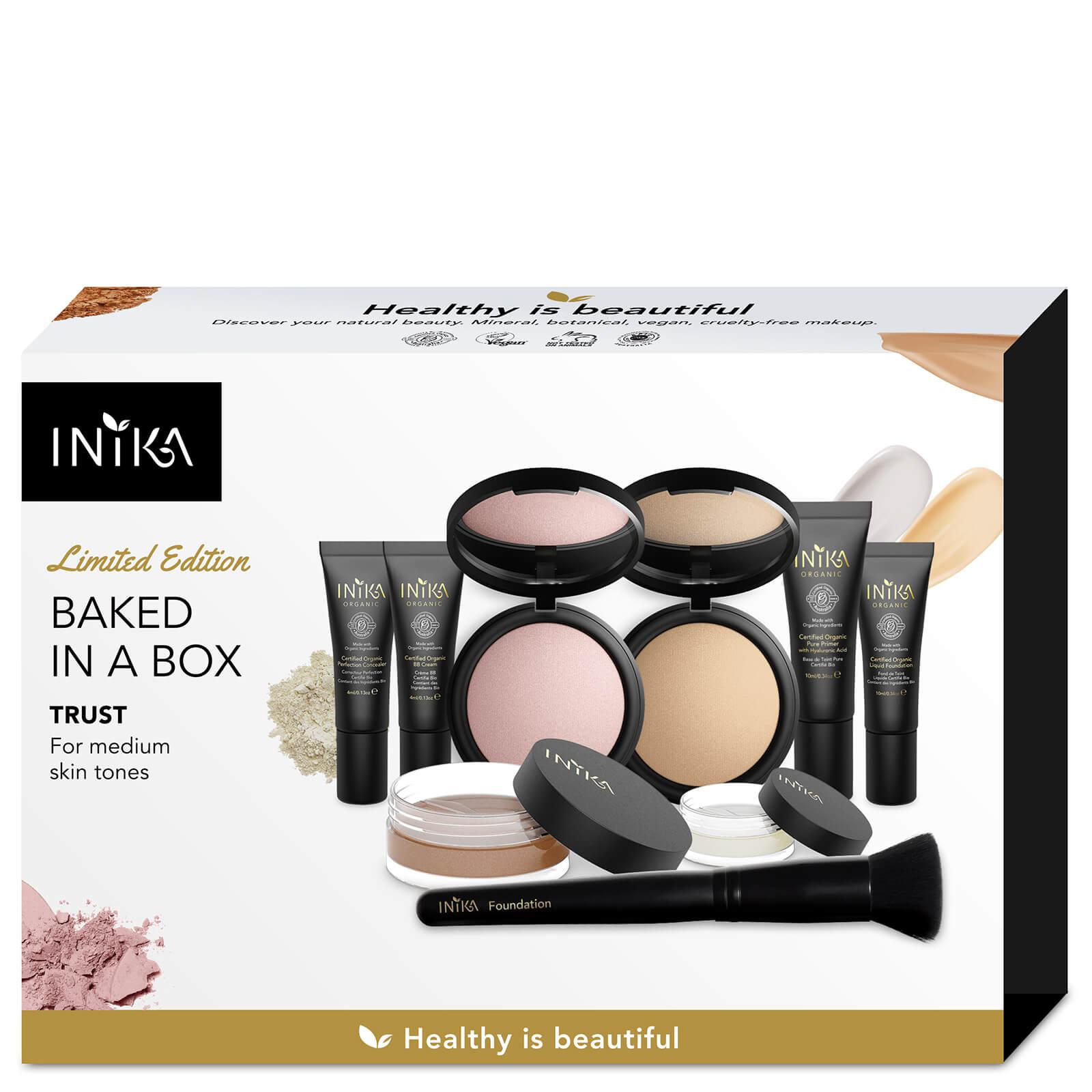 INIKA Kit de Produits Essentiels Baked in a Box INIKA – Trust