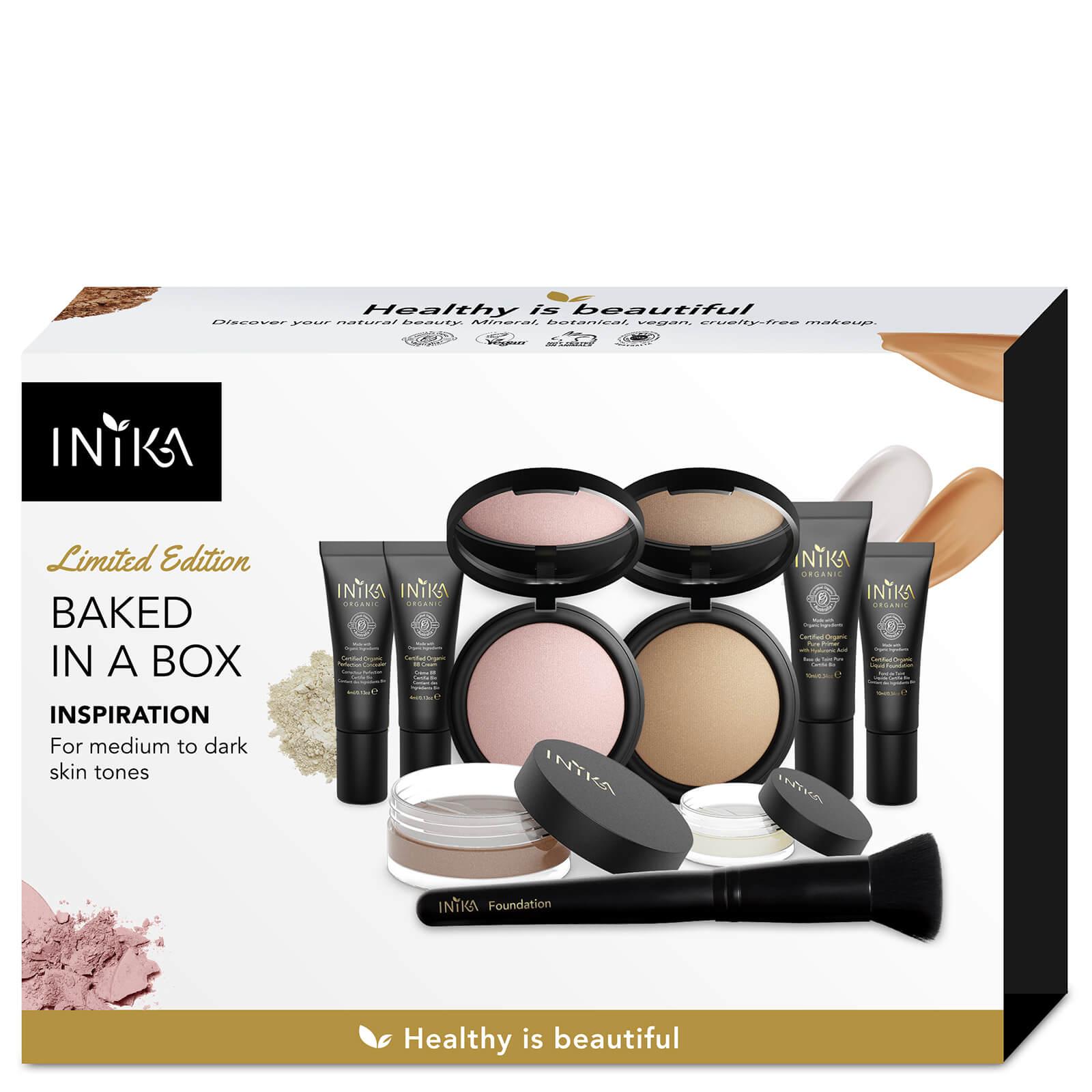 INIKA Kit de Produits Essentiels Baked in a Box INIKA – Inspiration