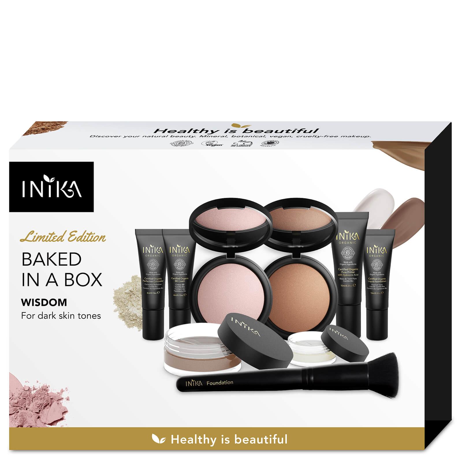 INIKA Kit de Produits Essentiels Baked in a Box INIKA – Wisdom