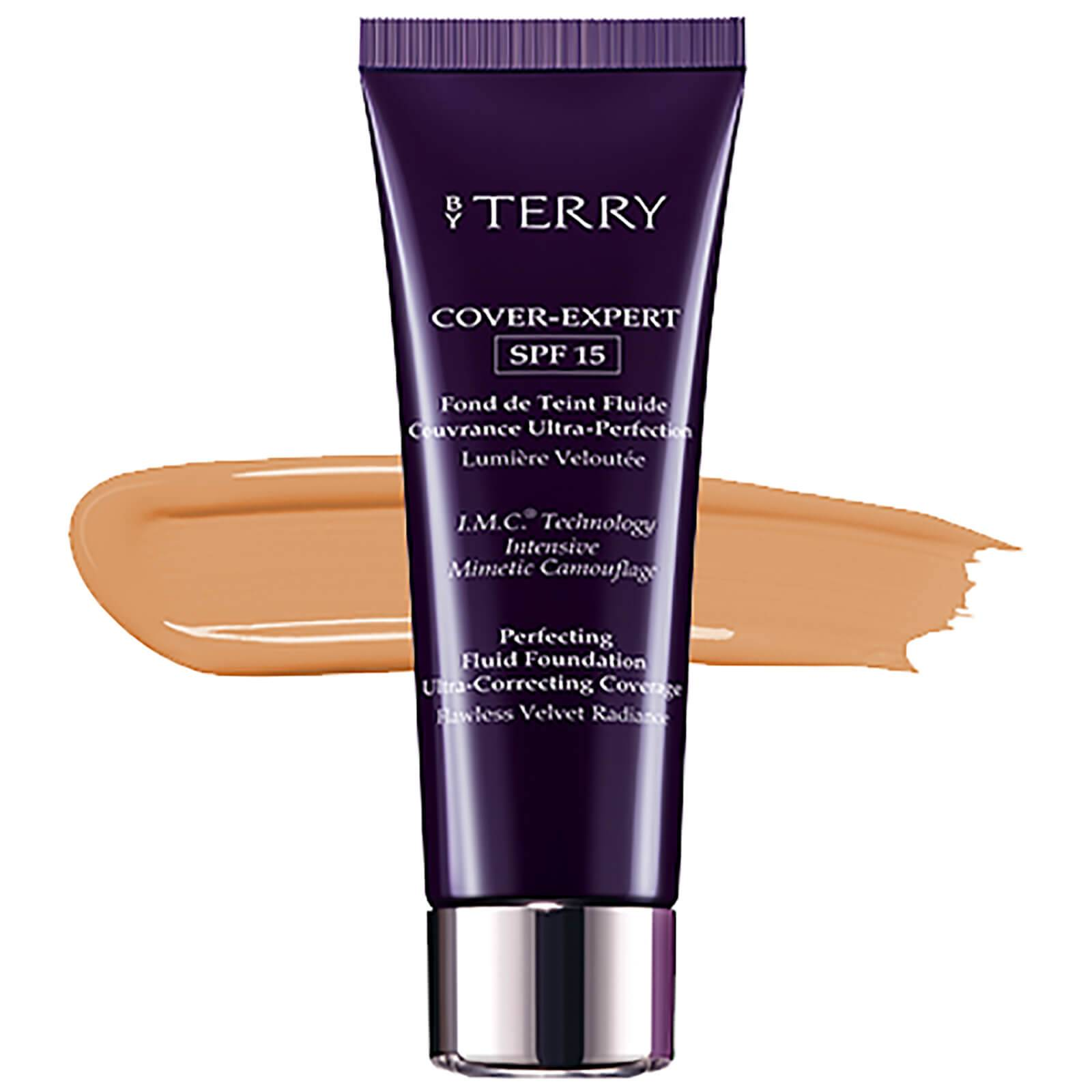 By Terry Fond de Teint Fluide Couvrance Ultra-Perfection Cover-Expert SPF15 By Terry 35ml (différentes teintes disponibles) - 9. Honey Beige