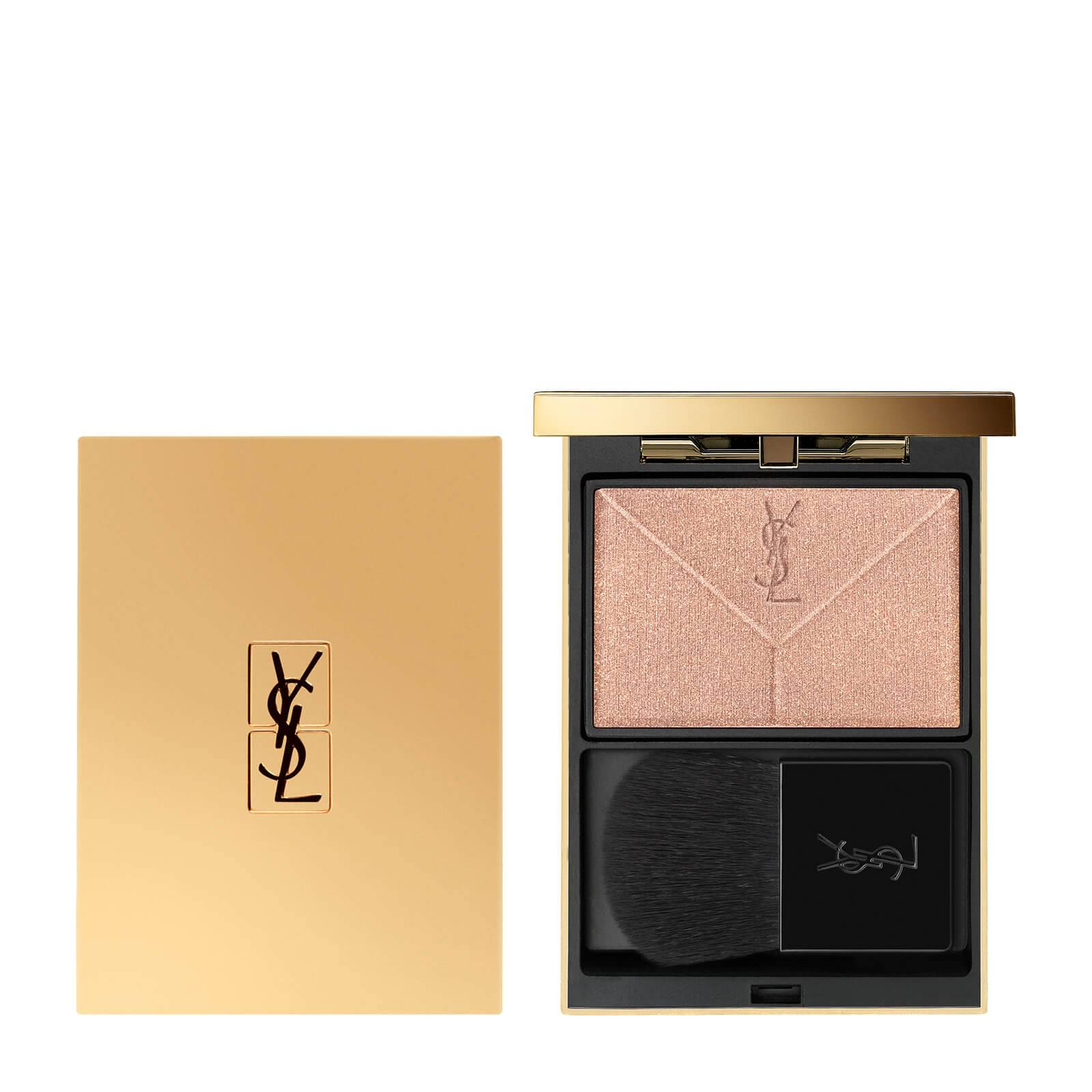YSL Couture Highlighter Yves Saint Laurent 3g (différentes teintes disponibles) - Or Pearl Metallique