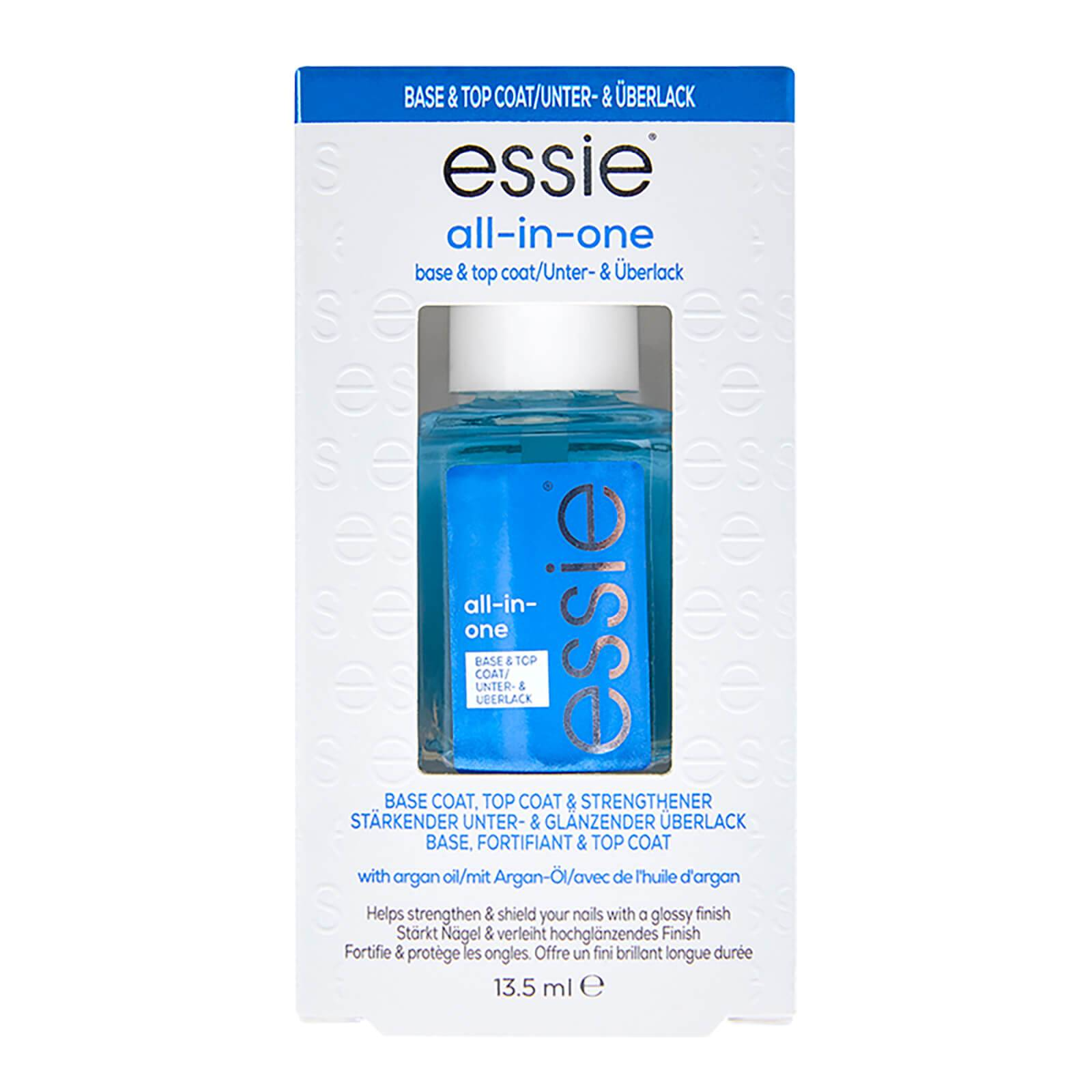 essie Base & Top Coat All-in-One essie