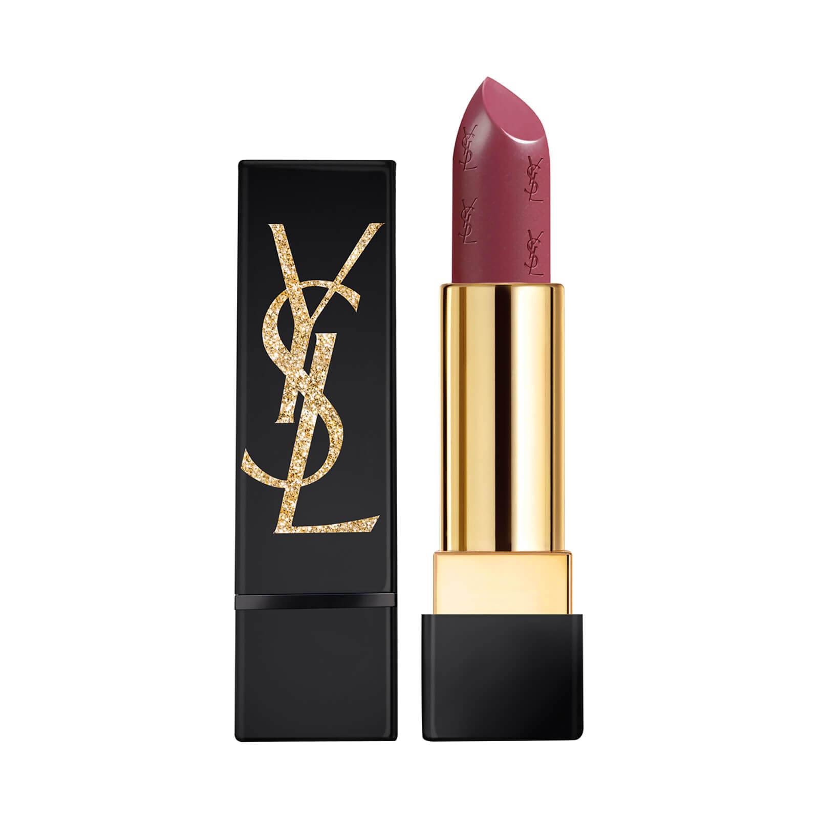 YSL Rouge à lèvres satiné «Rouge Pur Couture» Édition Limitée Yves Saint Laurent 3,8g (différentes teintes disponibles) - Rose Stiletto