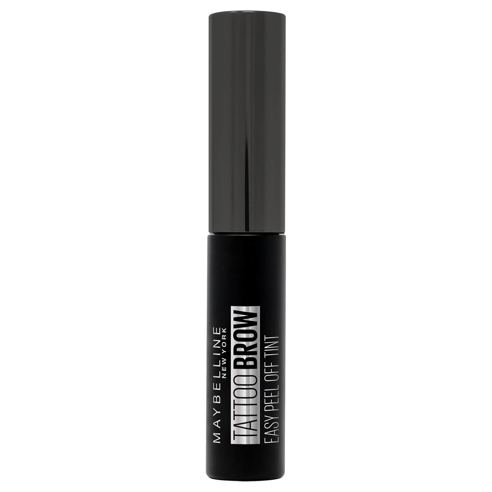 Maybelline Encre à Sourcils Peel Off Longue Tenue Tattoo Brow Maybelline (différentes teintes disponibles) - 35 Black Brown