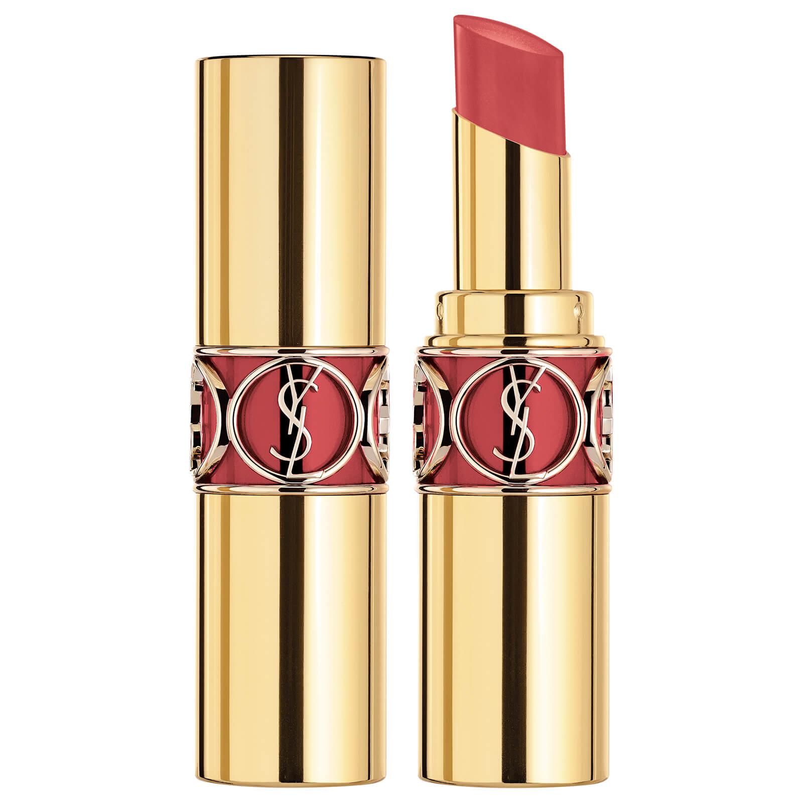 YSL Rouge à Lèvres Rouge Volupté Shine Yves Saint Laurent (plusieurs teintes disponibles) - 87 Rose Afrique