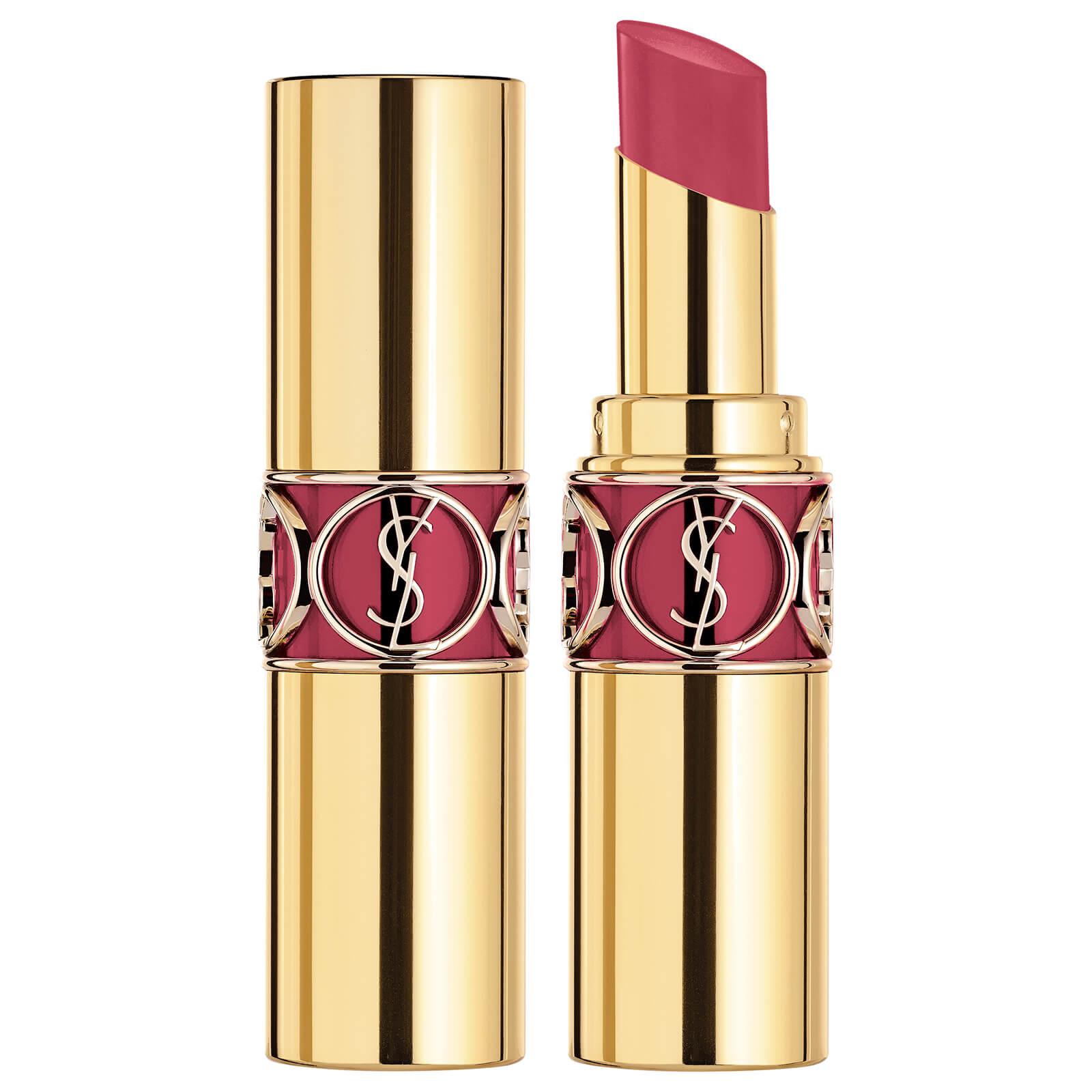 YSL Rouge à Lèvres Rouge Volupté Shine Yves Saint Laurent (plusieurs teintes disponibles) - 88 Rose NU