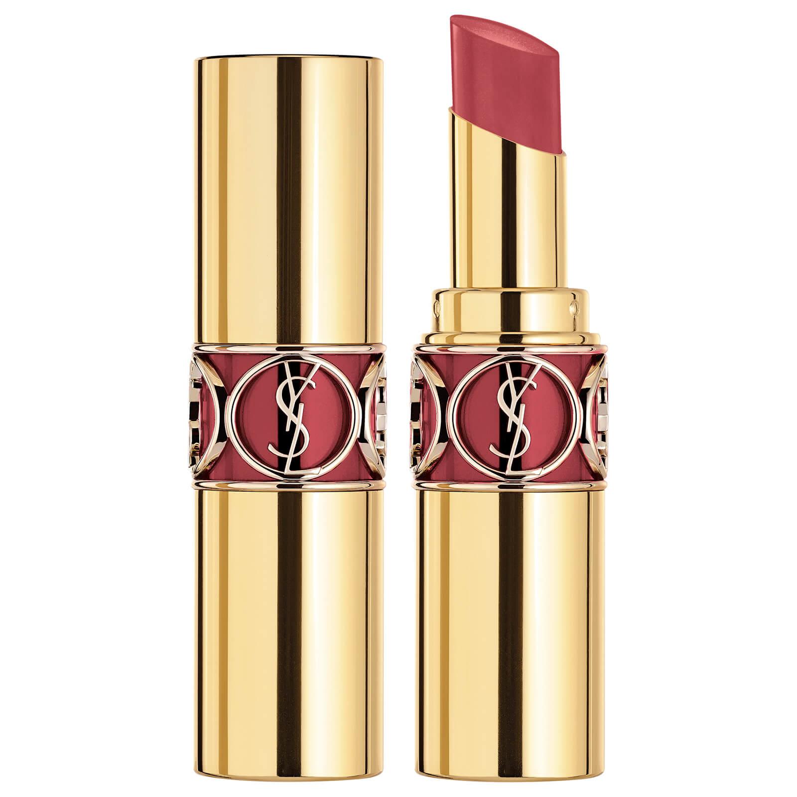 YSL Rouge à Lèvres Rouge Volupté Shine Yves Saint Laurent (plusieurs teintes disponibles) - 89 Rose Blazar