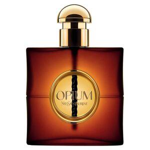 YSL Eau de parfum Opium Yves Saint Laurent - 50ml - Publicité