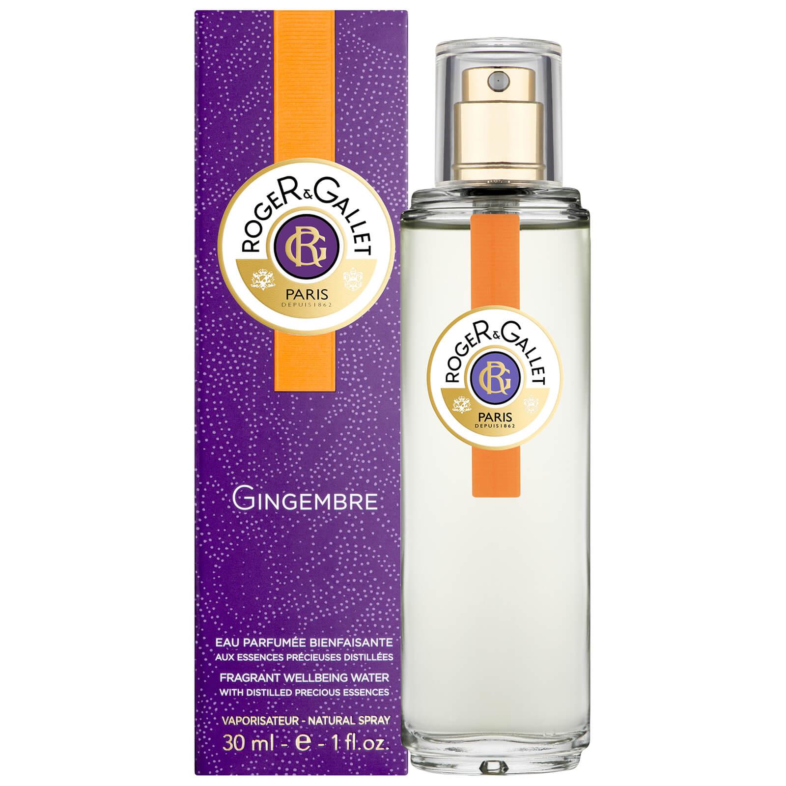 Roger&Gallet Gingembre Eau Fraiche Fragrance 30 ml