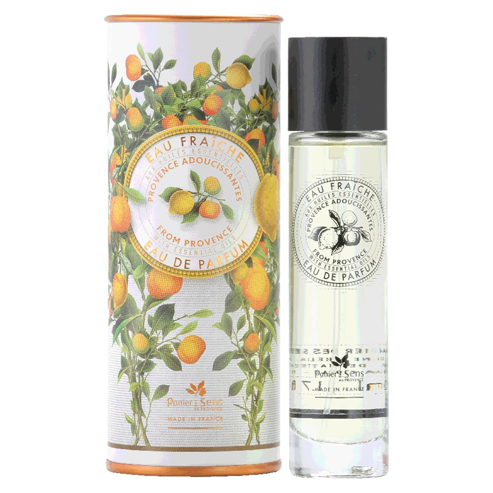 Panier des Sens Les Essentiels Eau de parfum aux huiles essentielles de Provence
