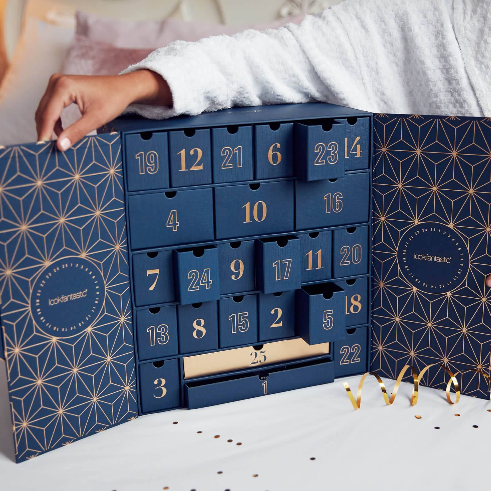 Graines Et Plantes Calendrier Lunaire Juillet 2020.Lookfantastic Beauty Box Lookfantastic Calendrier De L Avent