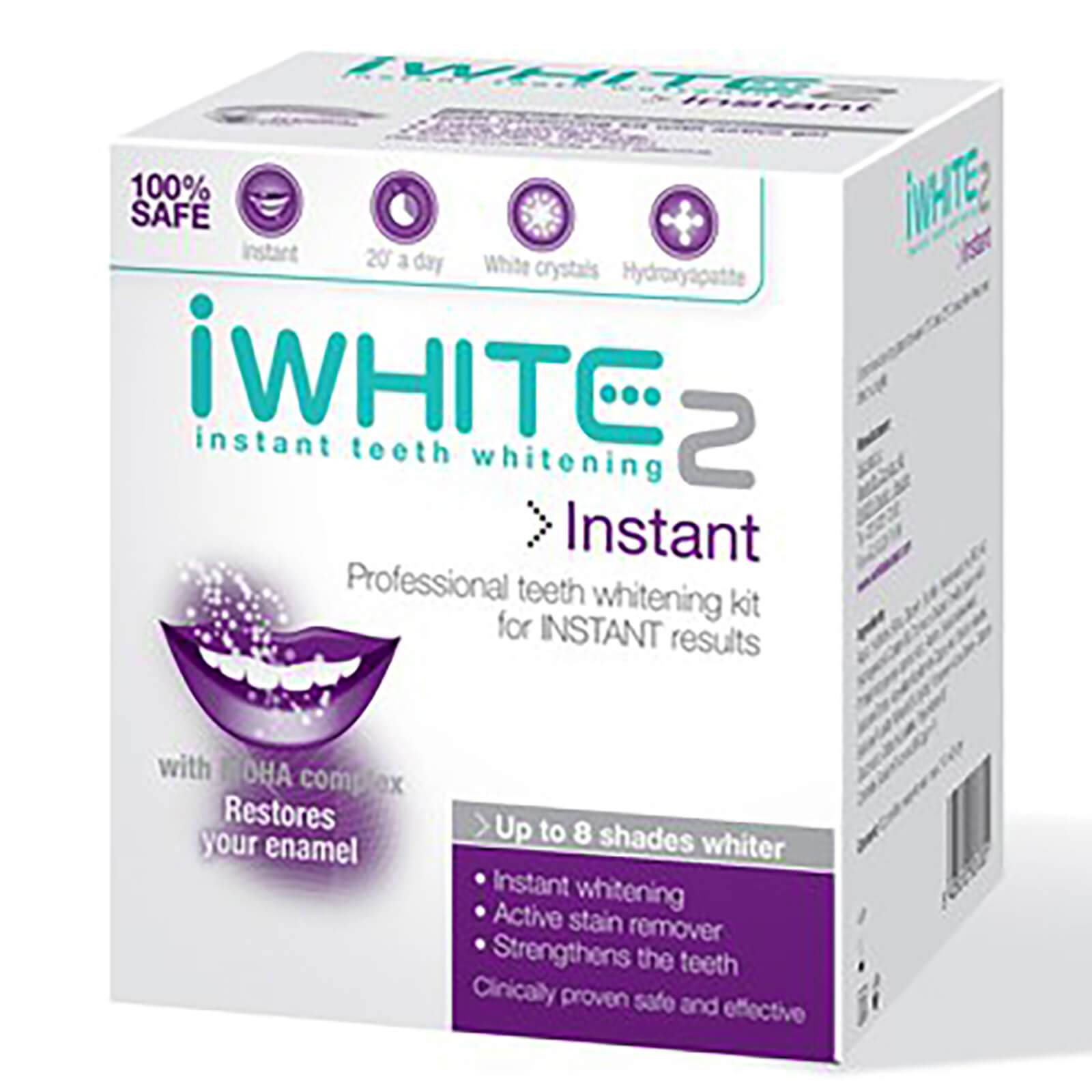 iWhite Instant 2 Professional Teeth Whitening Kit (10 plateaux)