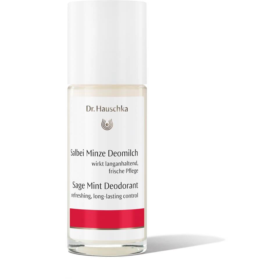 Dr. Hauschka Déodorant sauge et menthe Dr. Hauschka(50ml)