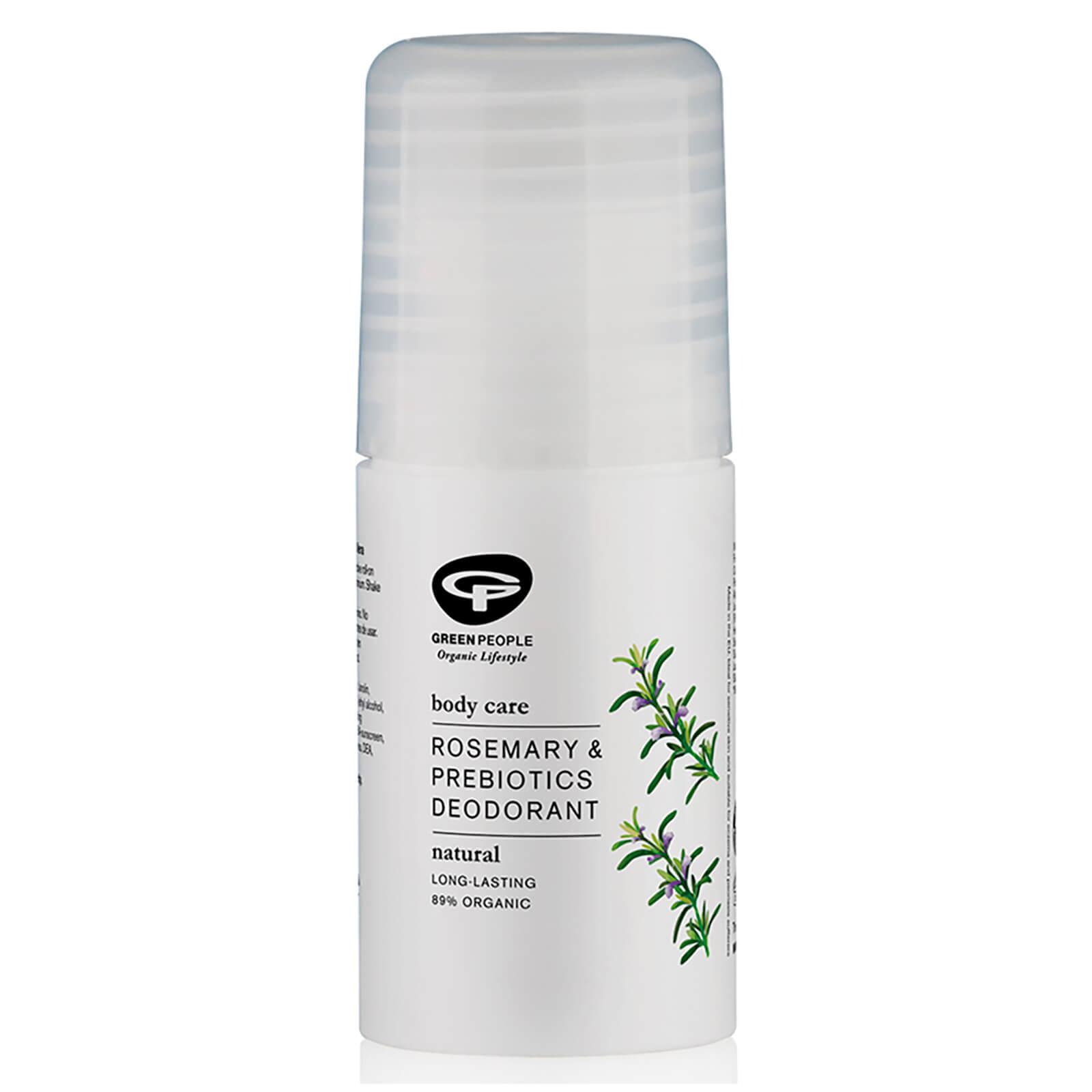 Green People Déodorant naturel au romarin Green People(75 ml)