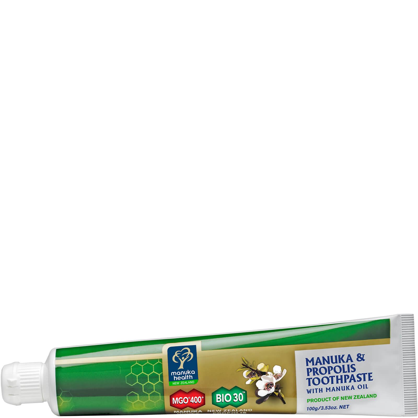 Manuka Health New Zealand Ltd Dentifrice à l'Huile de Manuka MGO 400+ et Propolis Manuka Health 100 g