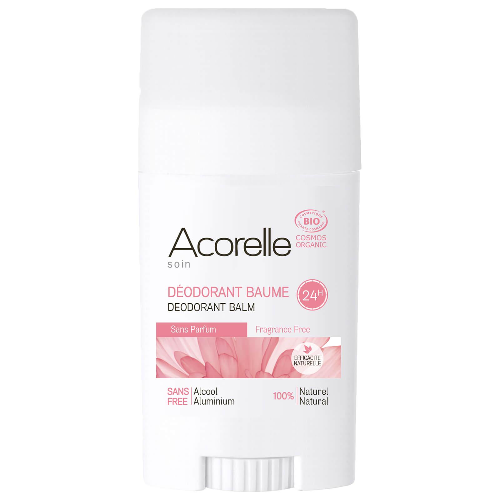 Acorelle Déodorant baume bio sans parfum Acorelle 40g