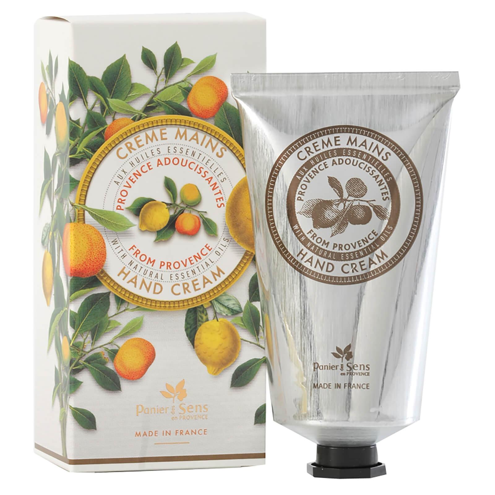 Panier des Sens Les essentiels Crème pour les mains aux huiles essentielles de Provence