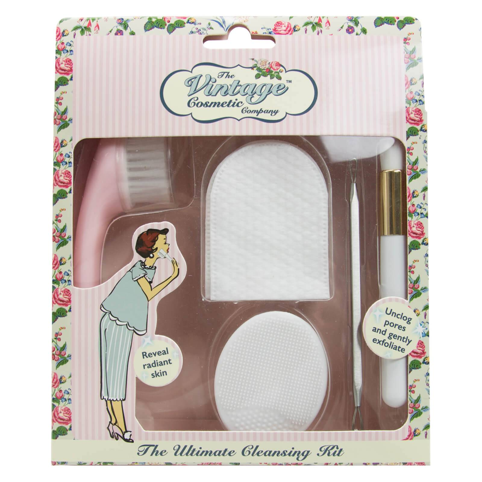 The Vintage Cosmetic Company Kit de Nettoyage Ultime The Vintage Cosmetic Company