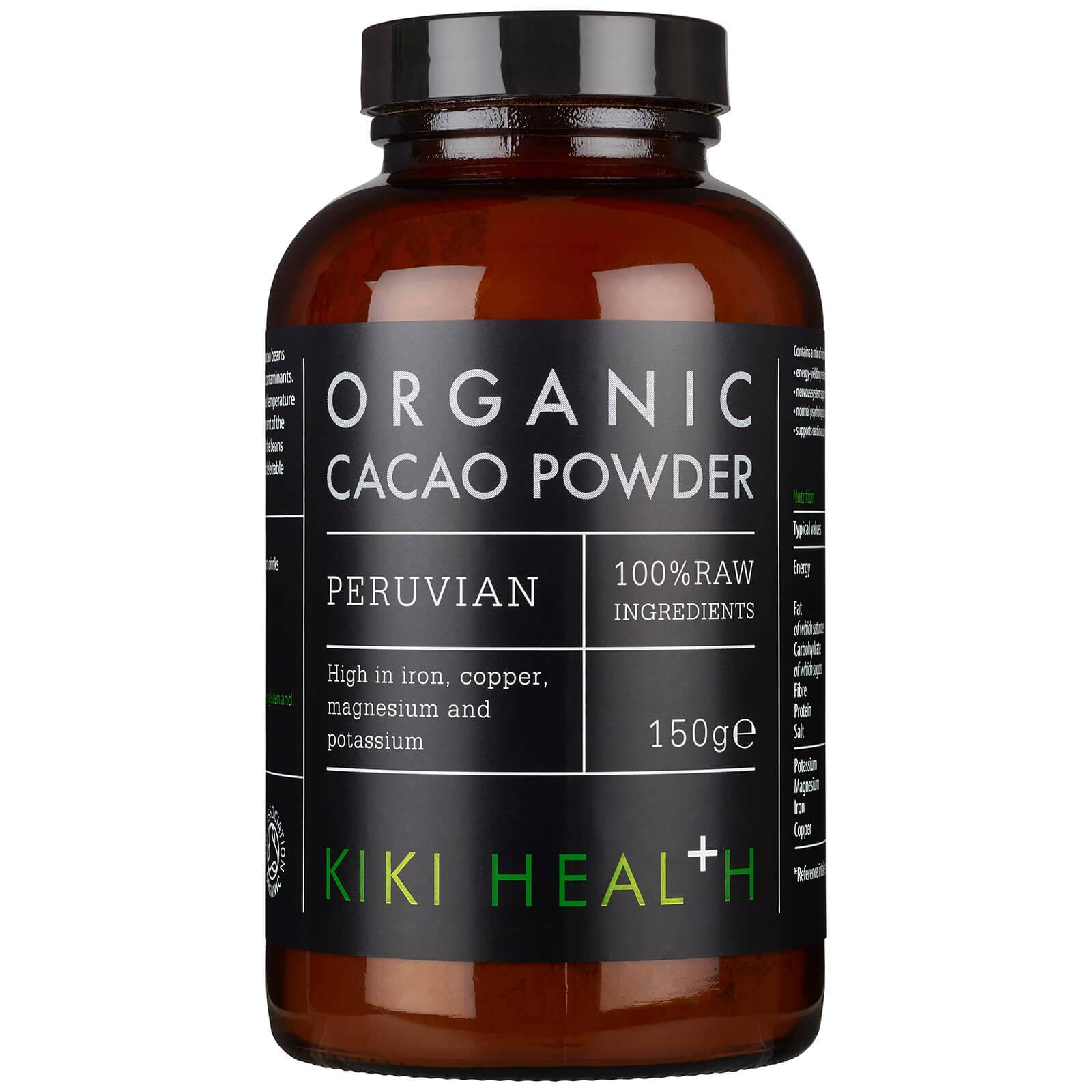 KIKI Health Poudre de Cacao Biologique KIKI Health 150 g