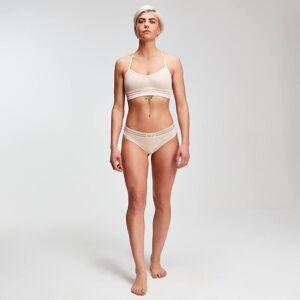 Myprotein String sans couture MP Essentials pour femmes–Beige - XXL - Publicité