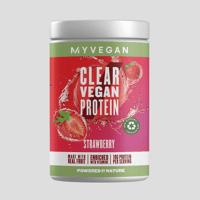 Myvegan Clear Vegan Protein - 40servings - Fraise <br /><b>49.99 EUR</b> Myprotein FR