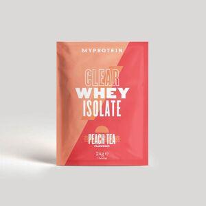 Myprotein Clear Whey Isolate (Échantillon) - 24g - Peach Tea